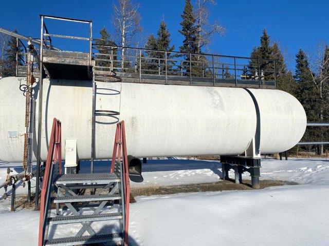 Badger Equipment - LPG/NGL/Butane Storage Vessel